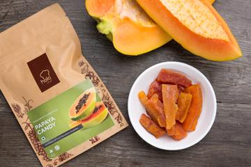 Dried papaya %2850g%29