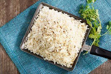 Ghee jeera rice