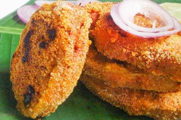 Fish rawa fry
